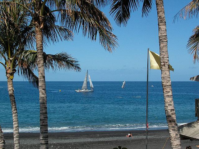 Puerto Naos Strand