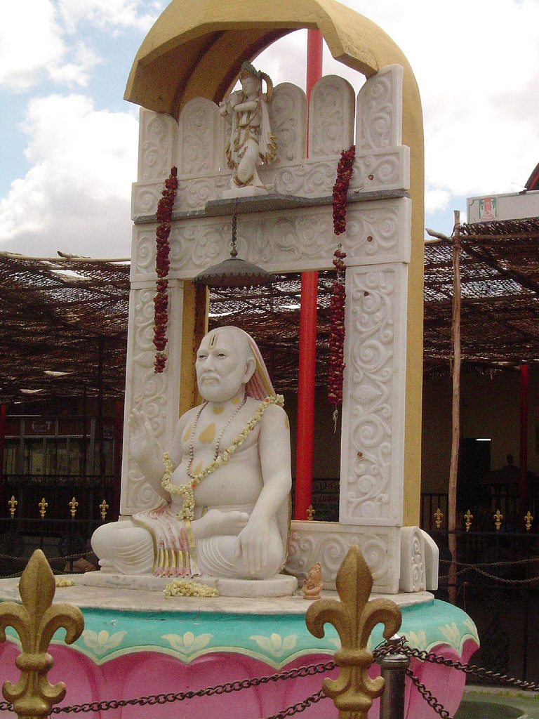 Temple Premises - Picture of Mantralayam, Kurnool - TripAdvisor