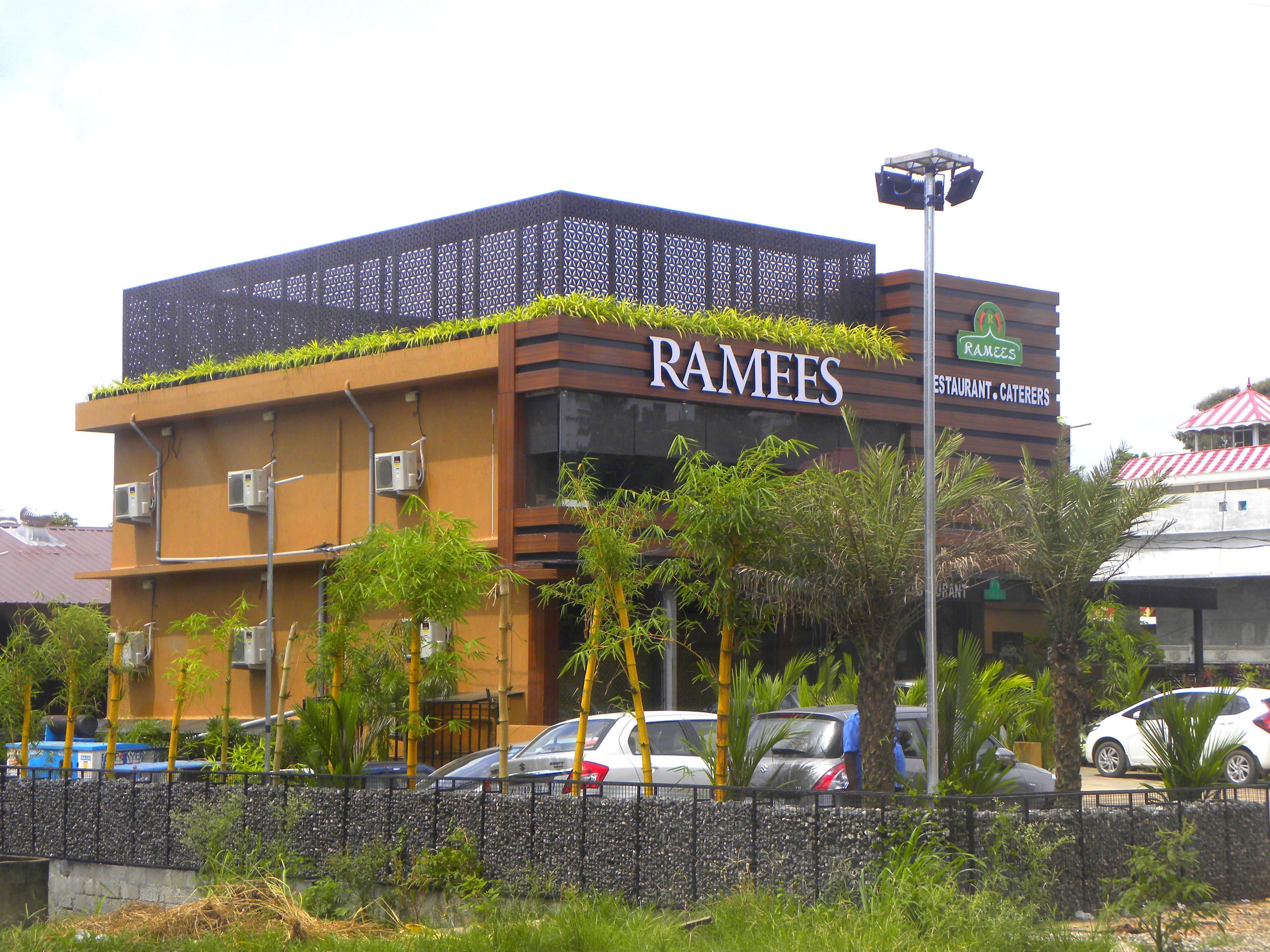 file:ramees restaurant at kottiyam in kollam, apr 2017
