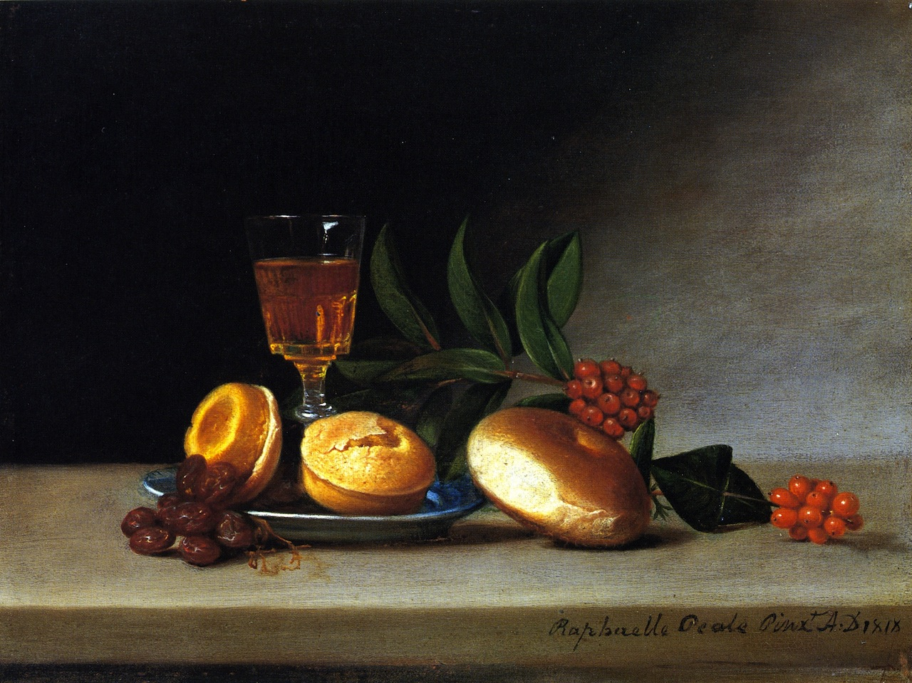 Image result for raphaelle peale still life