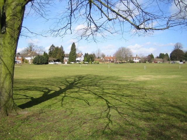 Redbourn Cricket Club - geograph.org.uk - 142579