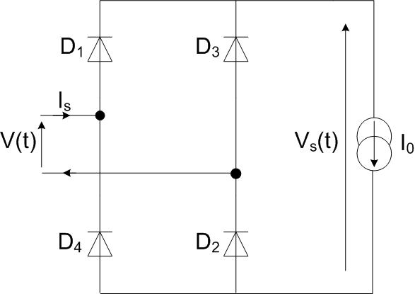 Redresseur/Redresseur double alternance monophasé ...
