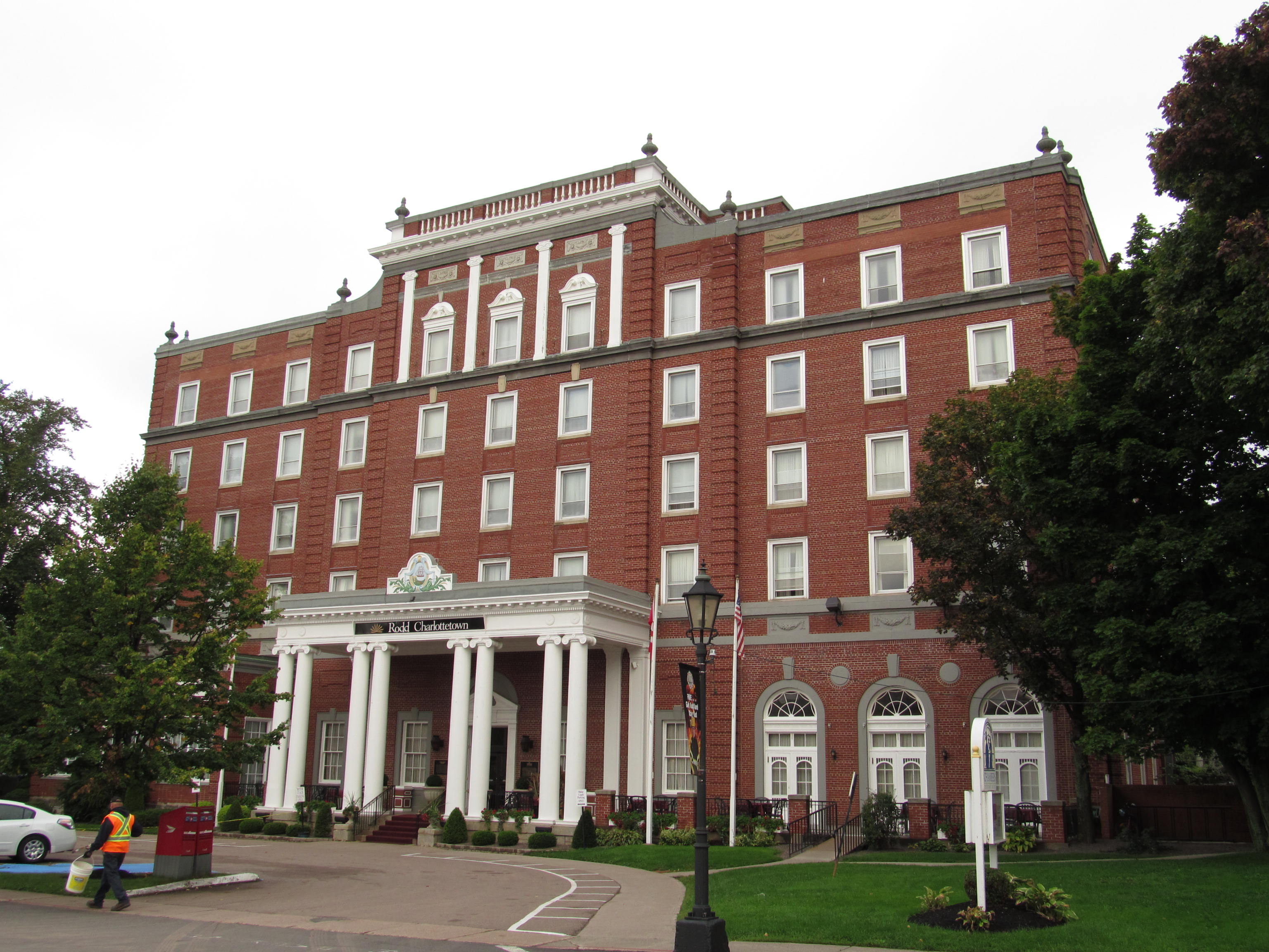 Hotel Charlottetown