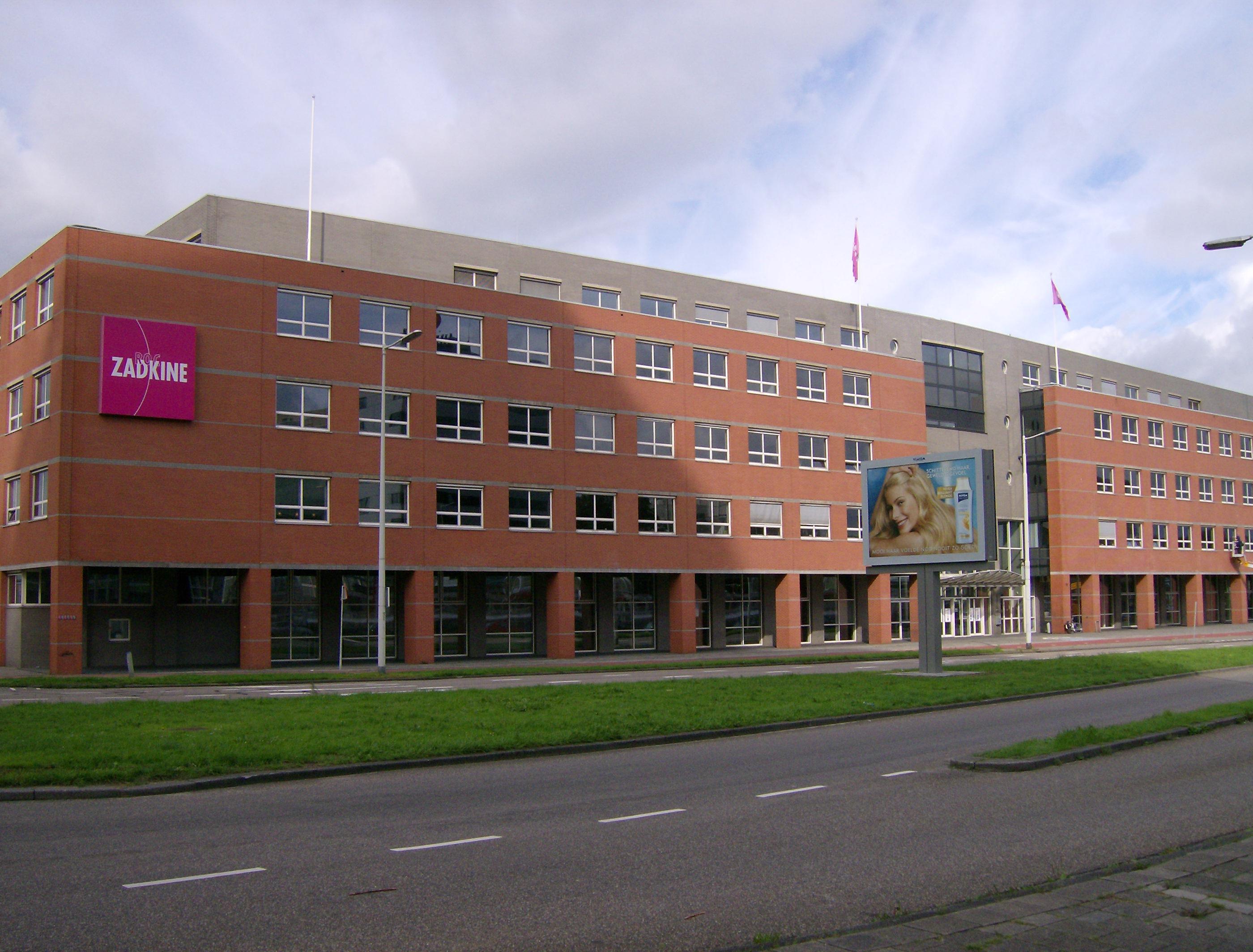 File Rotterdam Pr Alexanderlaan Roc Zadkine Jpg