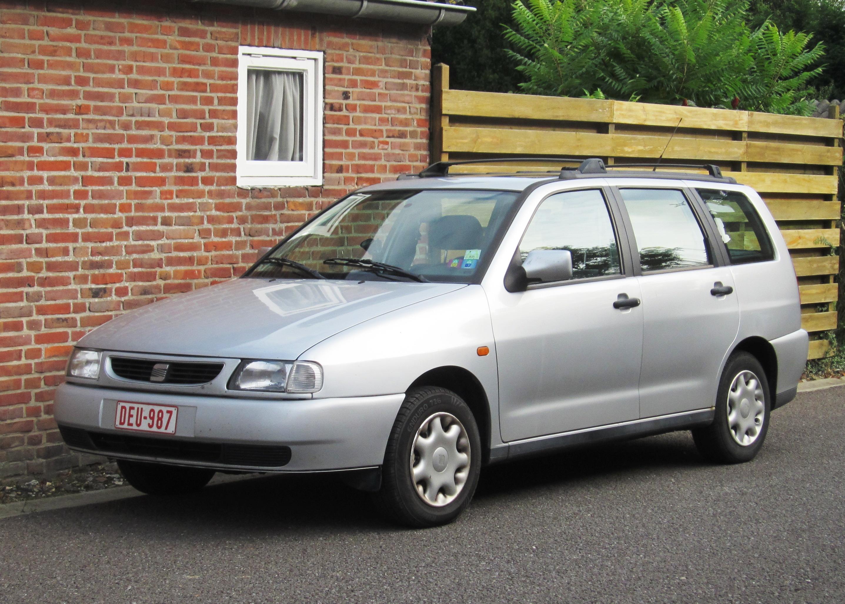 File Seat C 243 Rdoba 6k Vario Ca 1997 Vanuit Belgi 235 In