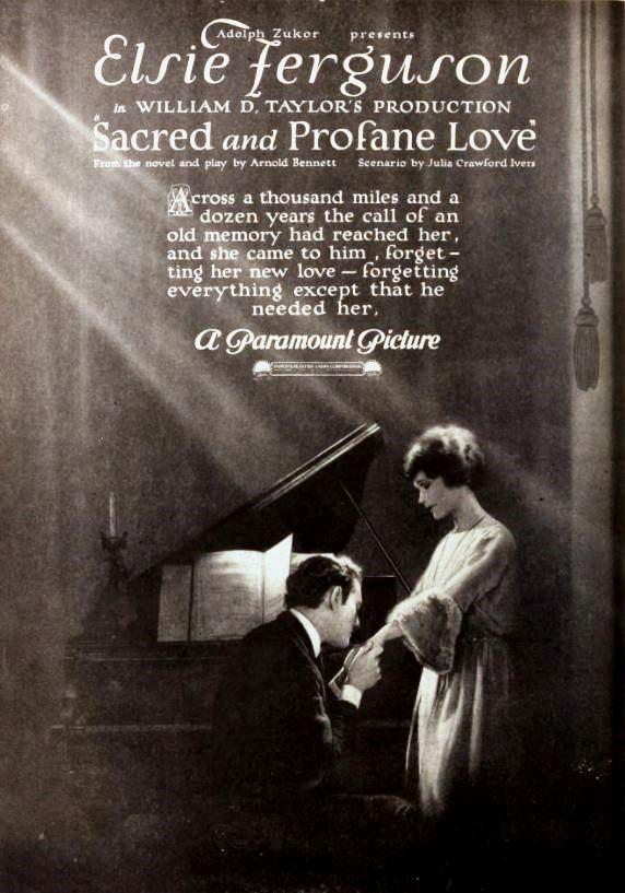 Sacred and Profane Love (film) - Wikipedia