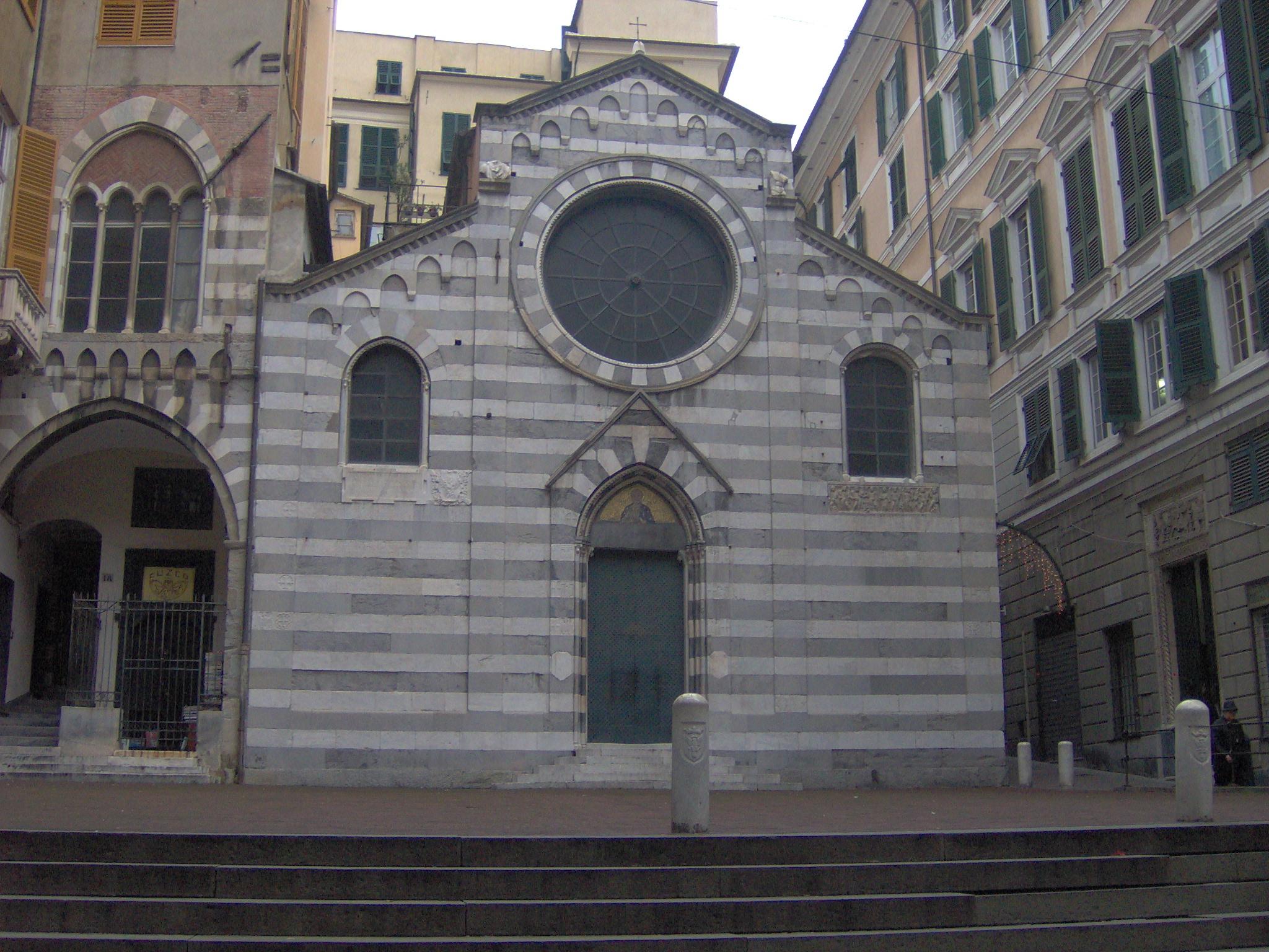Chiesa di San Matteo (Genova) - Wikiwand