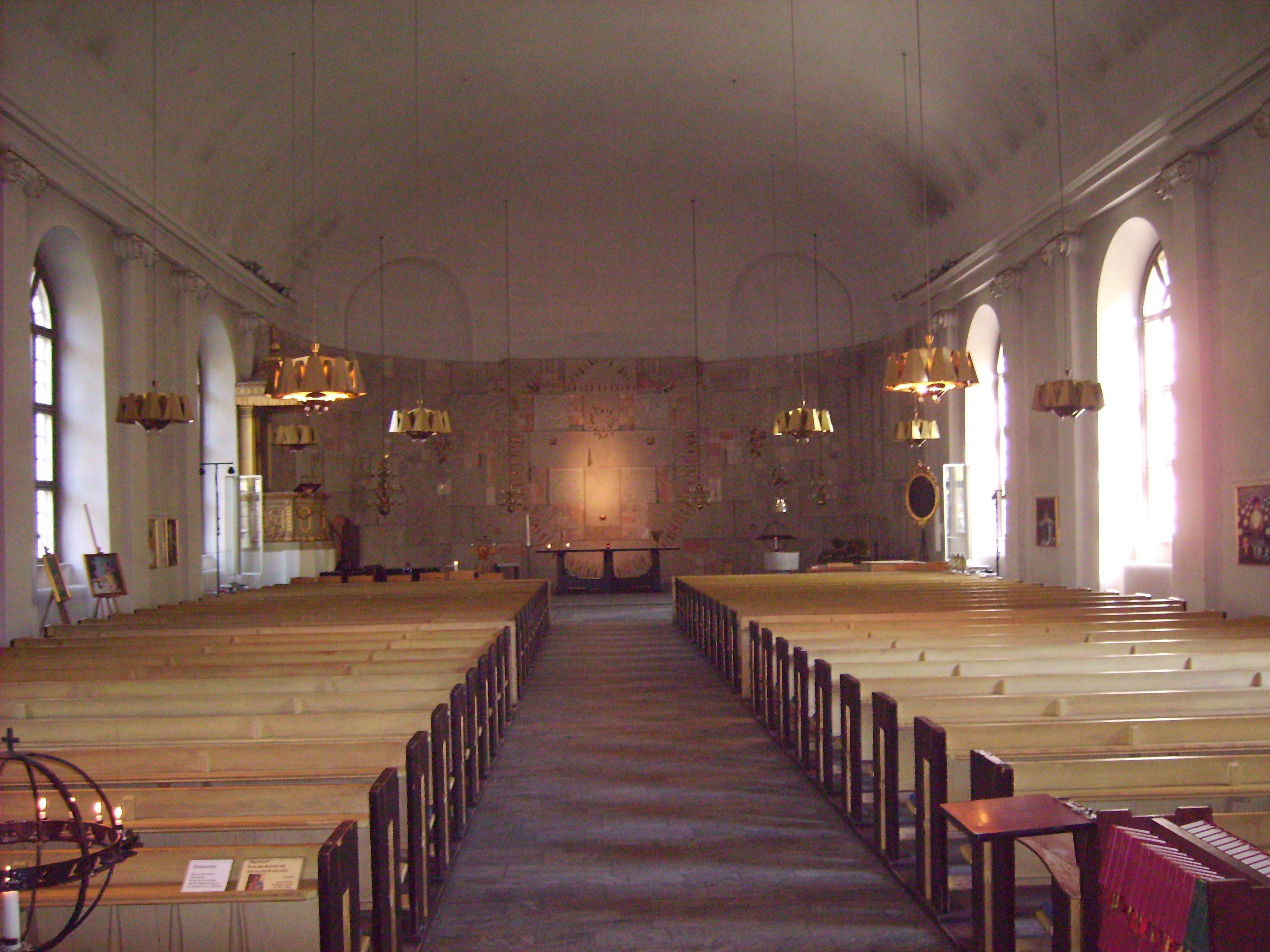 Sankt Lars kyrka, Linkping - Wikiwand