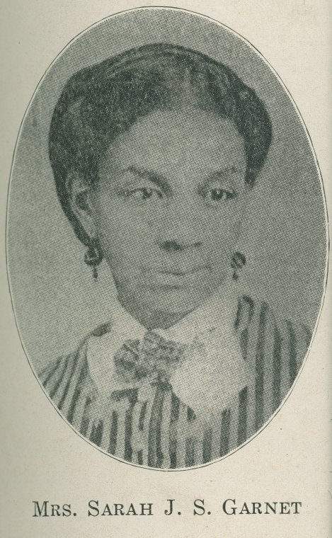 image of Sarah J. Garnet
