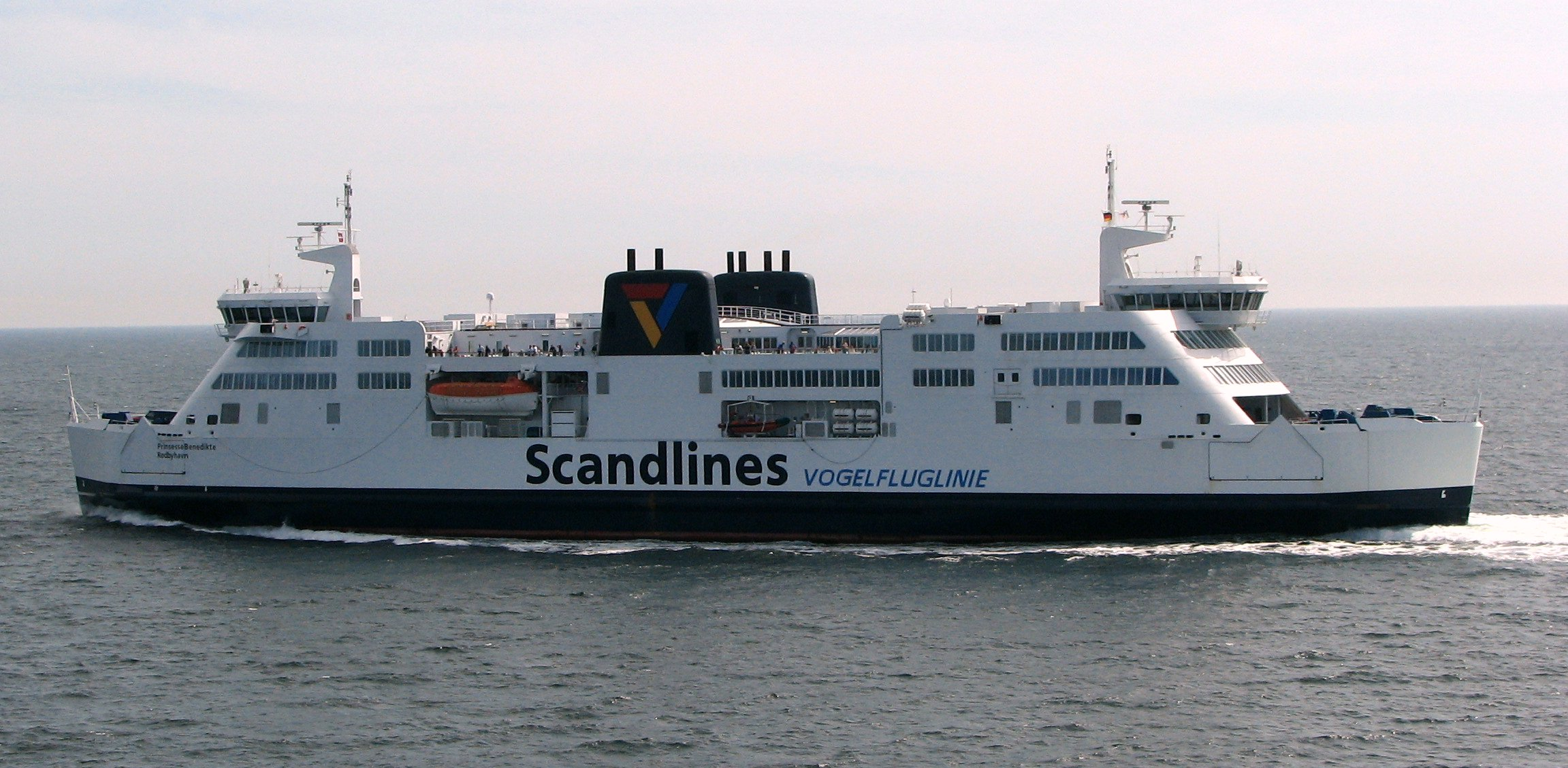 scandlines puttgarden rodby