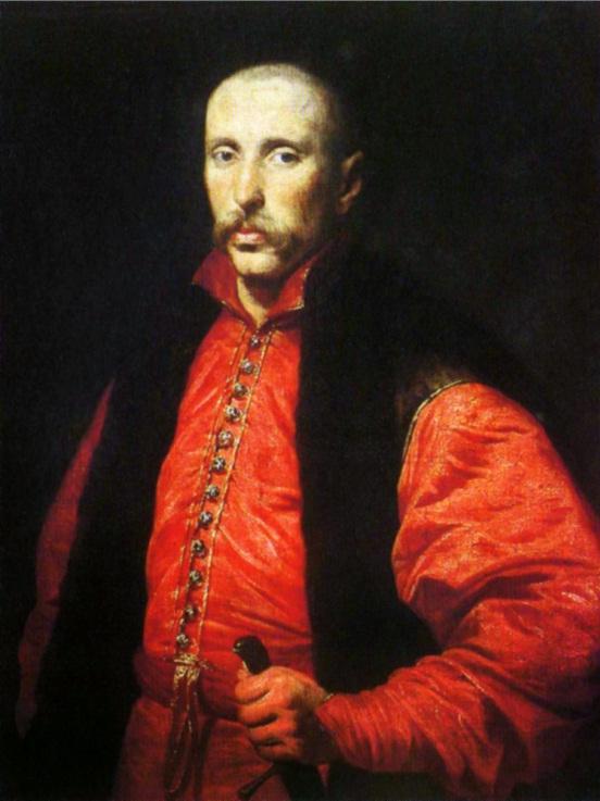 Portrait of Stanisław Krasiński.