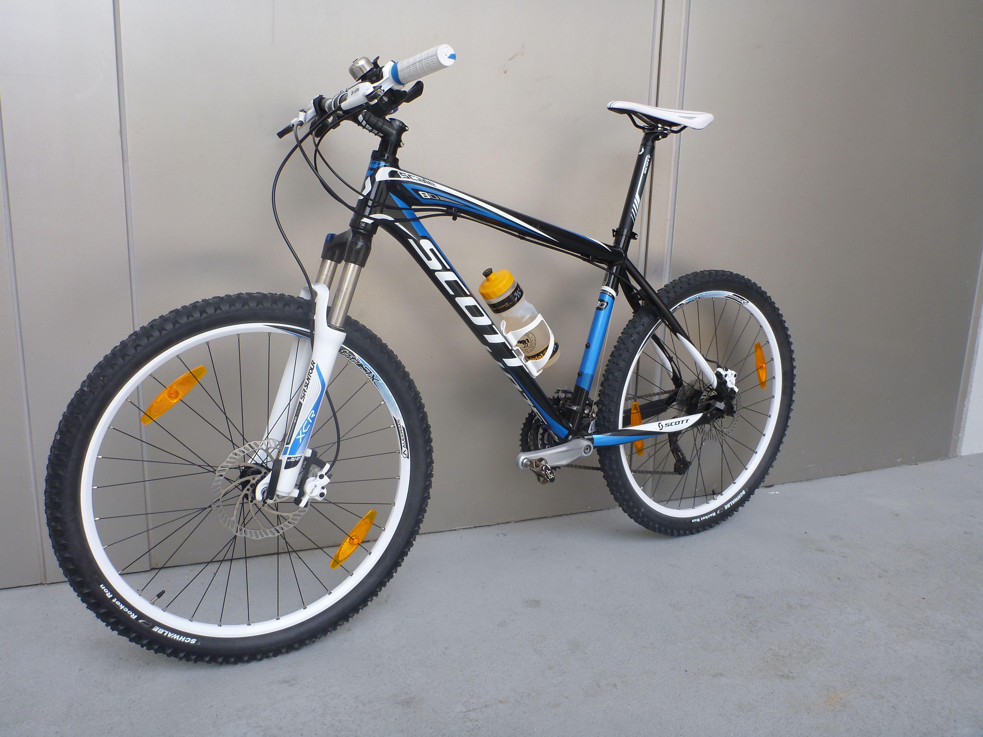 תוצאת תמונה עבור Scott mountain bike
