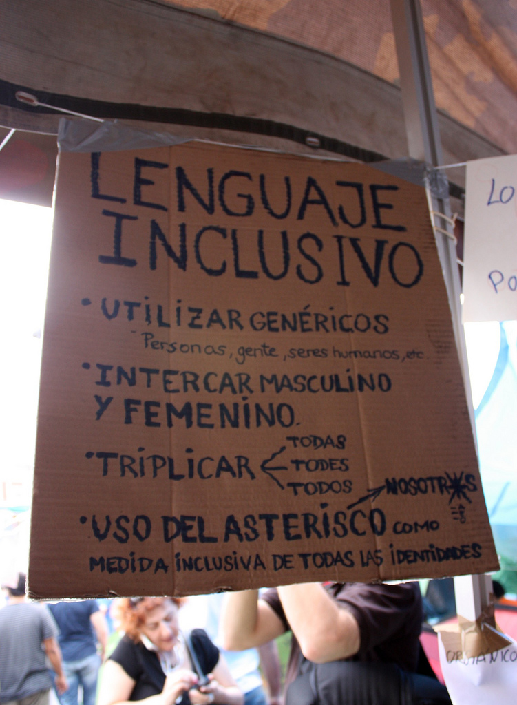Gender neutrality in languages with grammatical gender