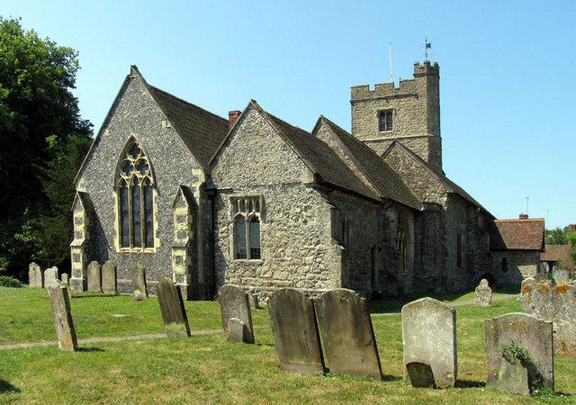 St. Marys Church, Lenham Kent England
