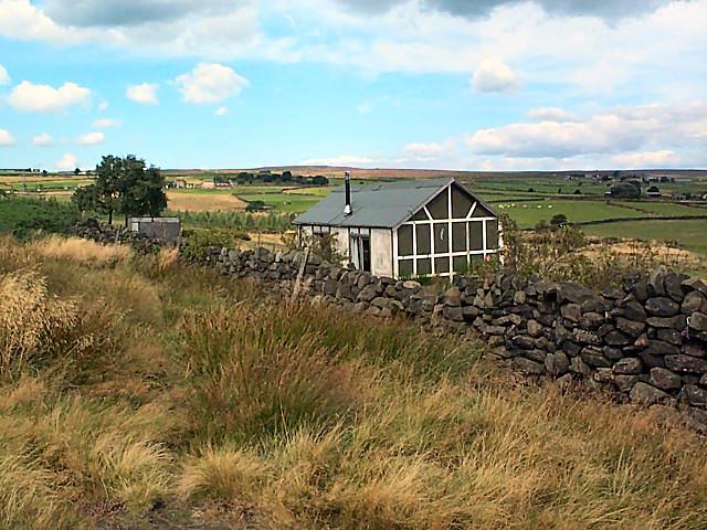 Summer house behind Baildon Moor - geograph.org.uk - 48233
