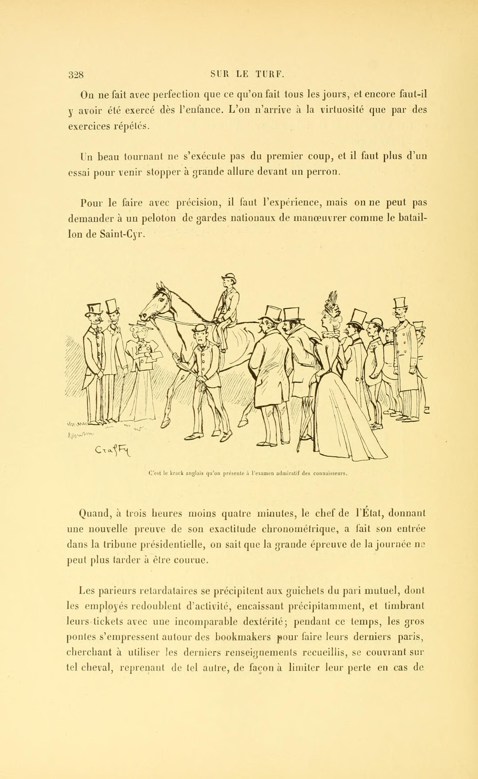 File Sur Le Turf Page 328 Bhl21546221 Jpg Wikimedia Commons