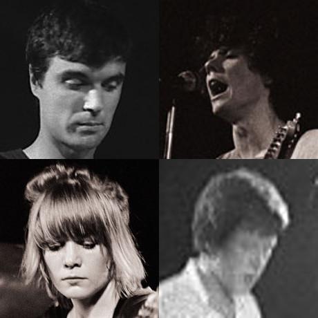 Pixies v Talking Heads: Match #5