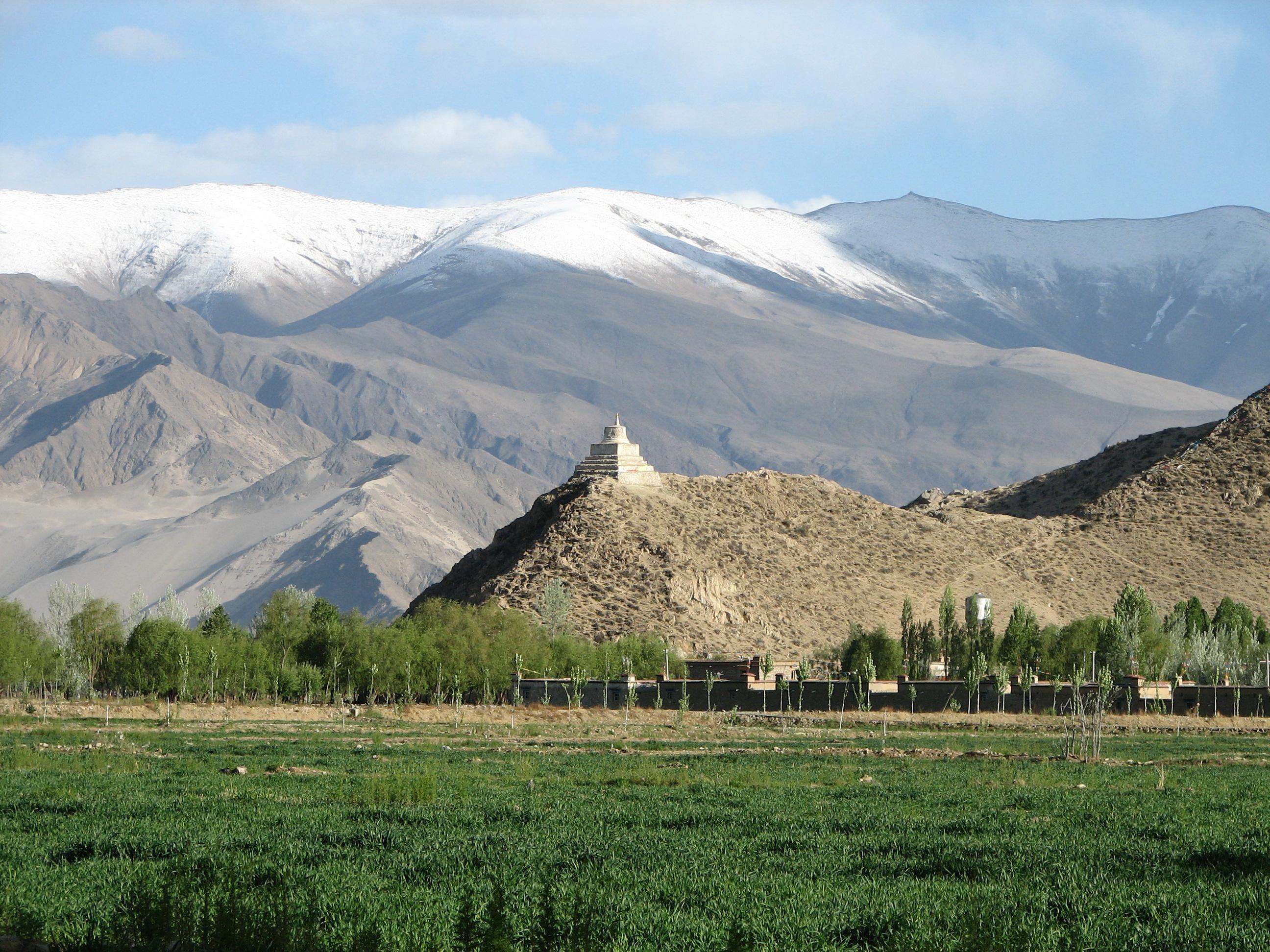 Tibet - Trek 1 - 35 Samye Monastery (150286130).jpg