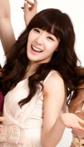 Tiffany LG 3D TV, Jan 2012.jpg