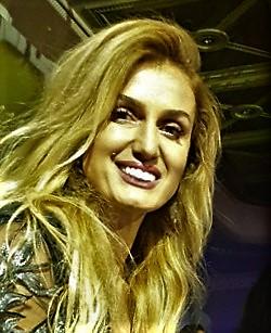 Tuğba Özay Turkish singer and actress