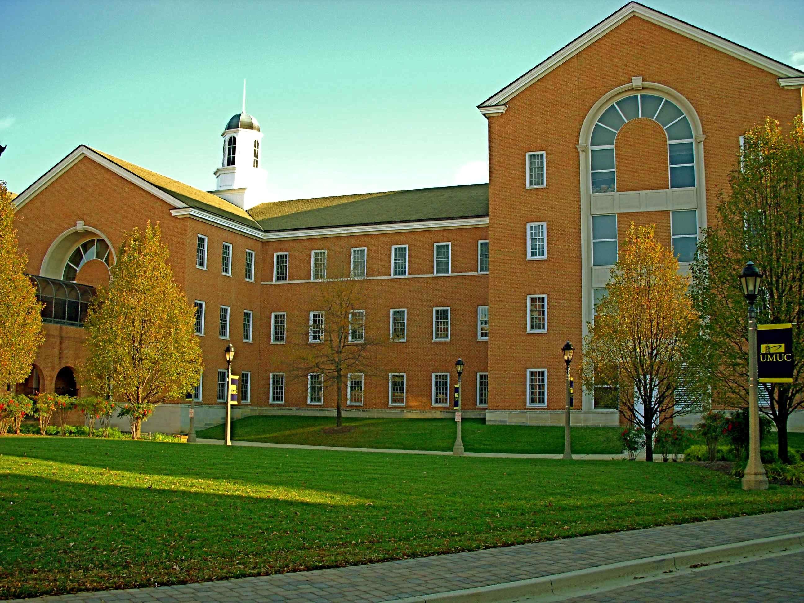 19. University Of Maryland At University College