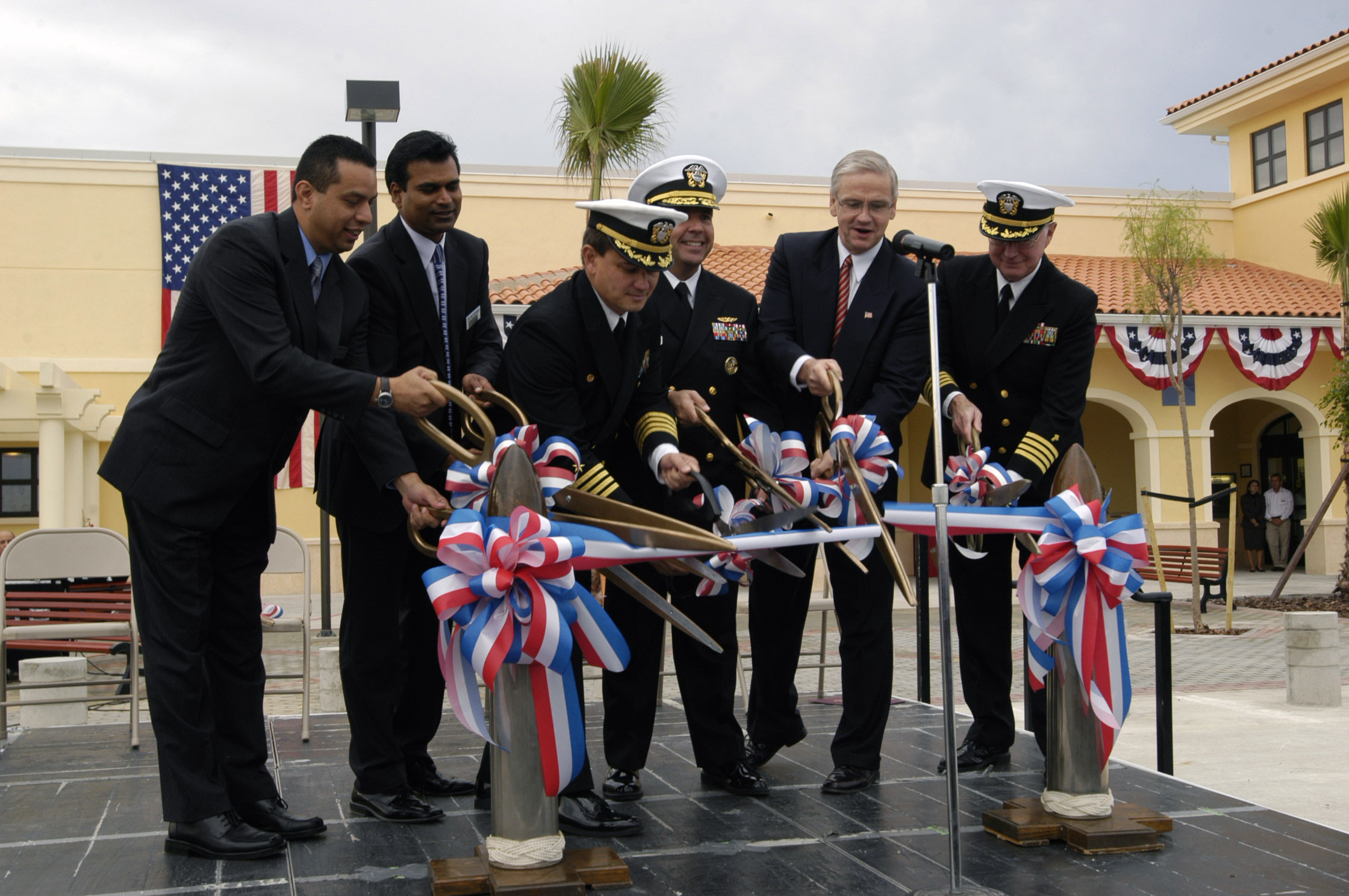 ... Naval_Station_Rota_Navy_Exchange_and_DeCA_Commissary_grand_opening_Nov