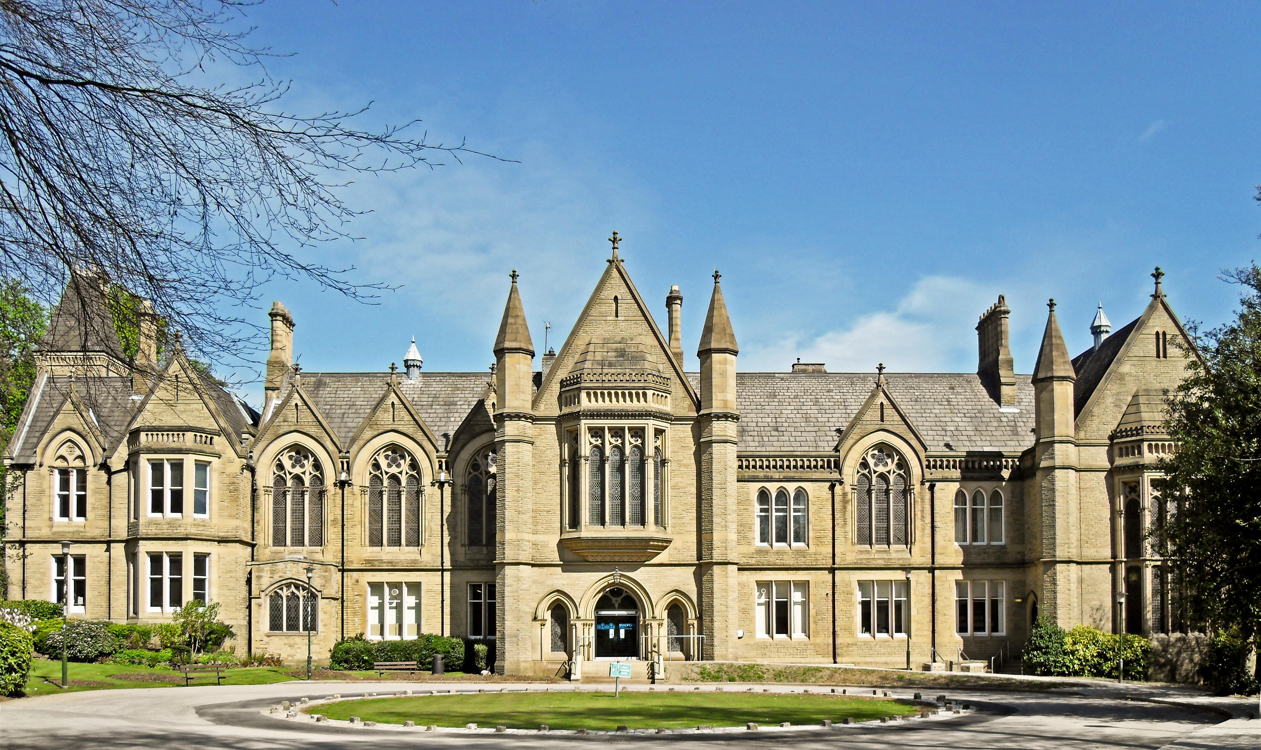 Bradford Free Education System Bought >> Bradford University School Of Management Wikipedia