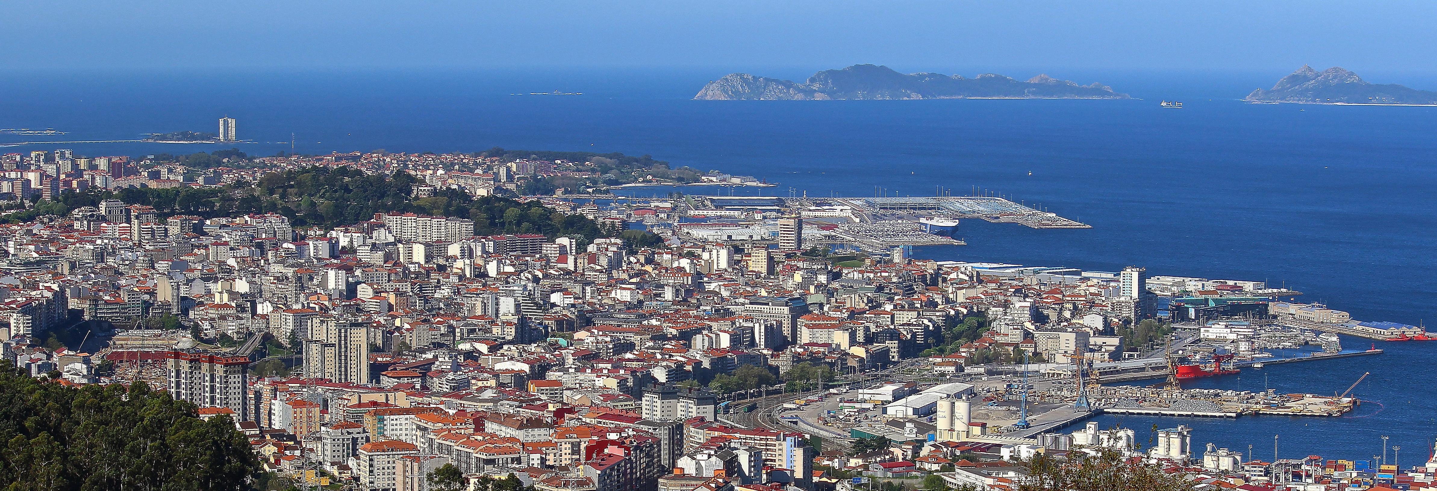 Archivo Vigo Panoramico Jpg