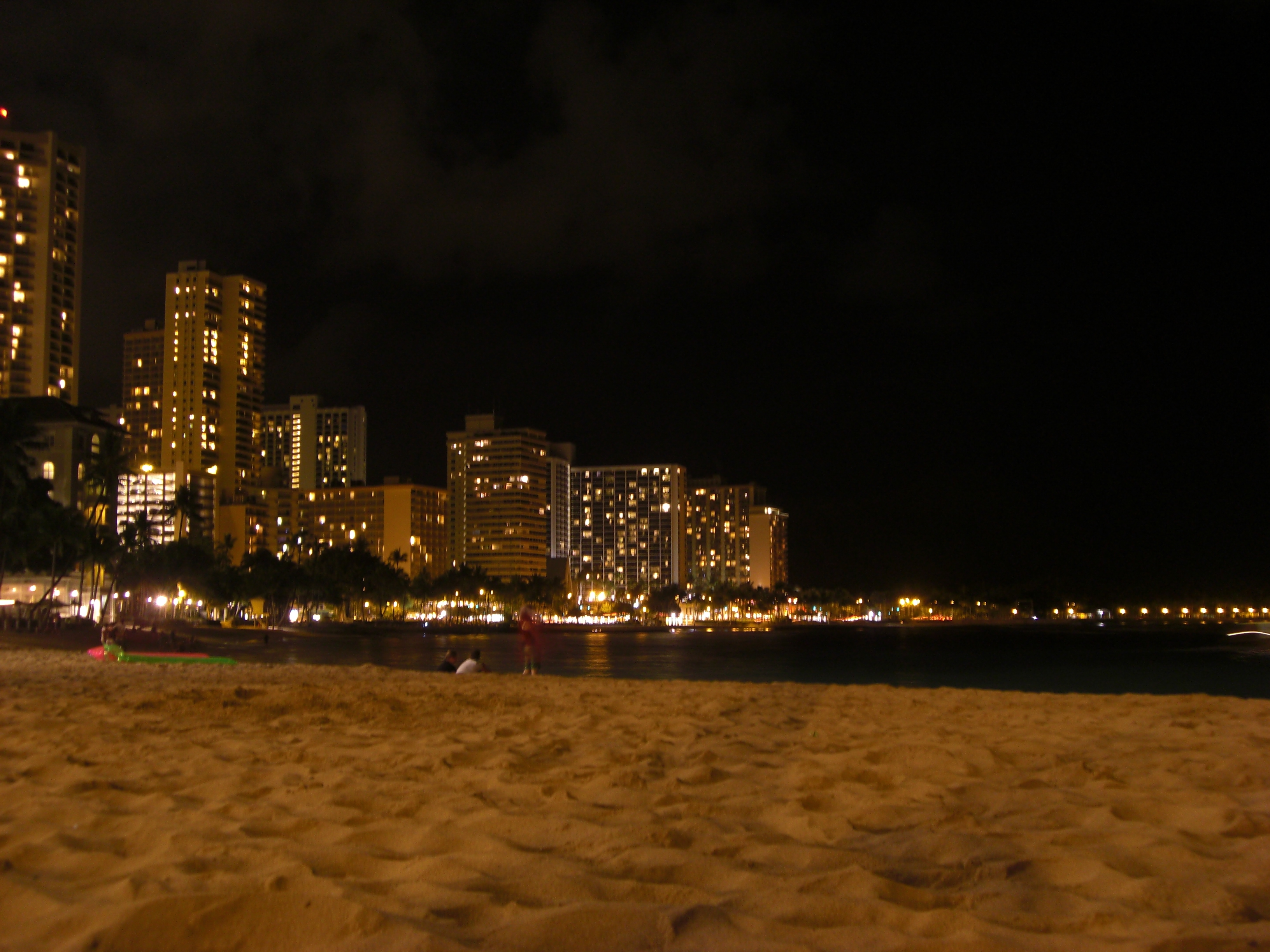 night city beach in - photo #15