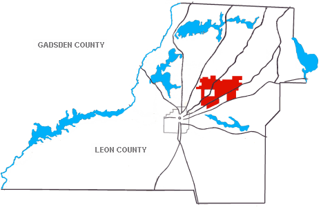 Leon County Property Map