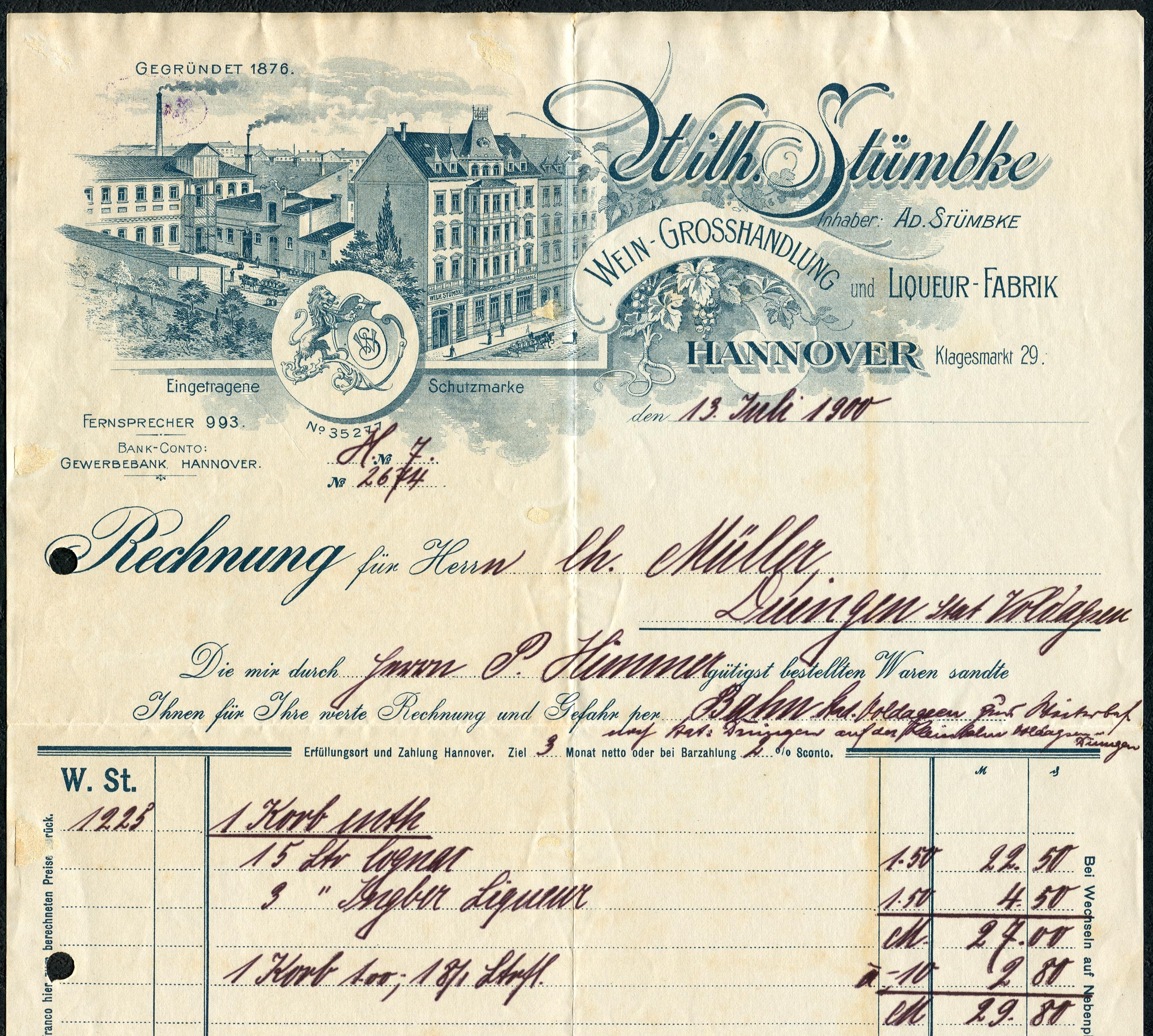 File:Wilhelm Stümbke Inhaber Adolf Stümbke Wein-Grosshandlung und ...