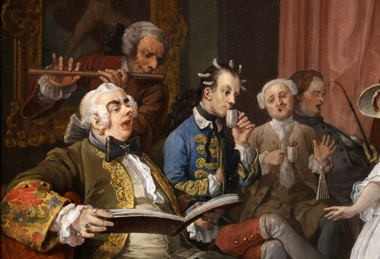 Datei:William hogarth, marriage a-la-mode, 1743 ca.,