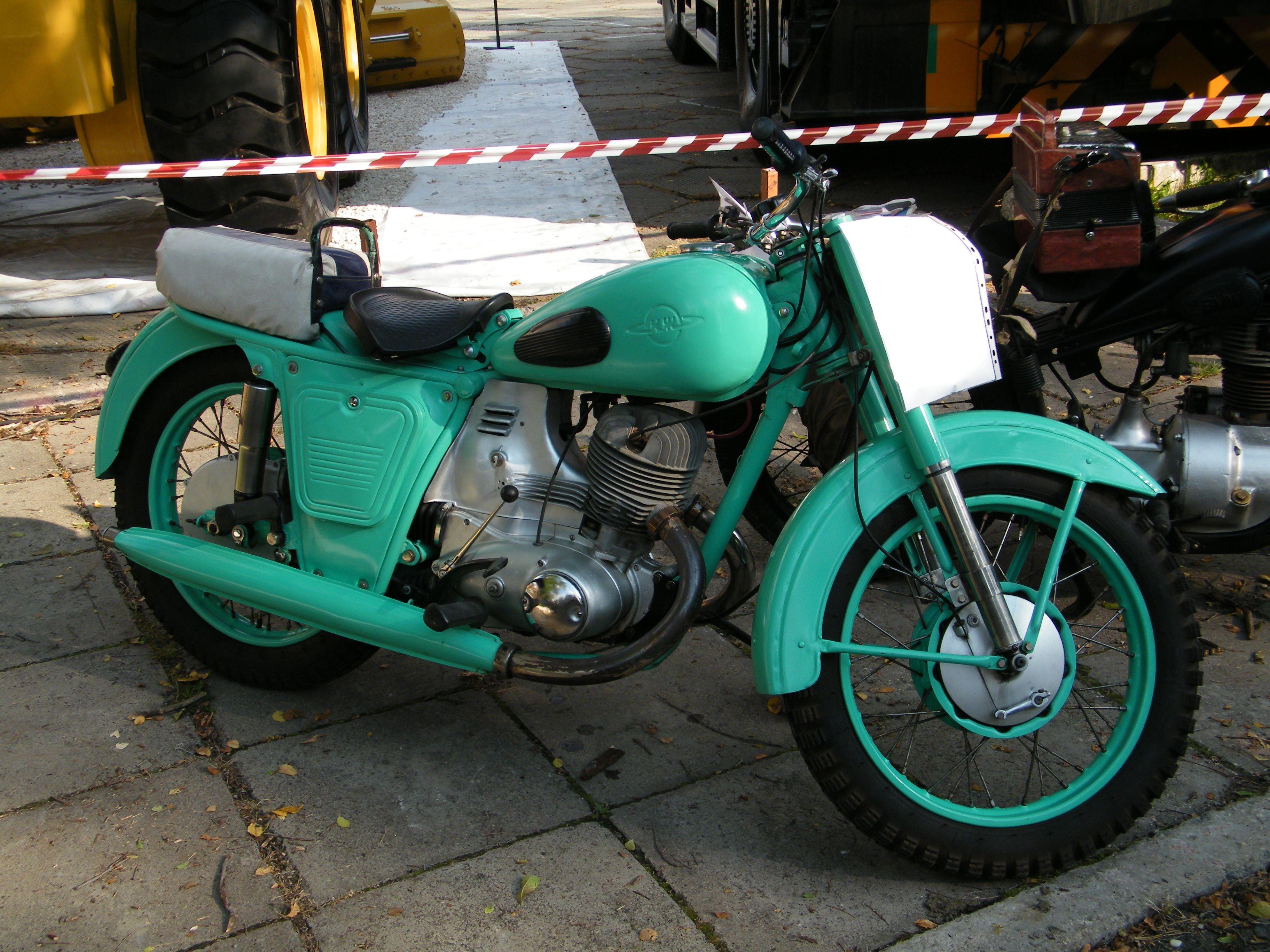 фото мотоцикл иж-56