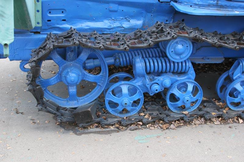 гусеничного трактора ДТ-75