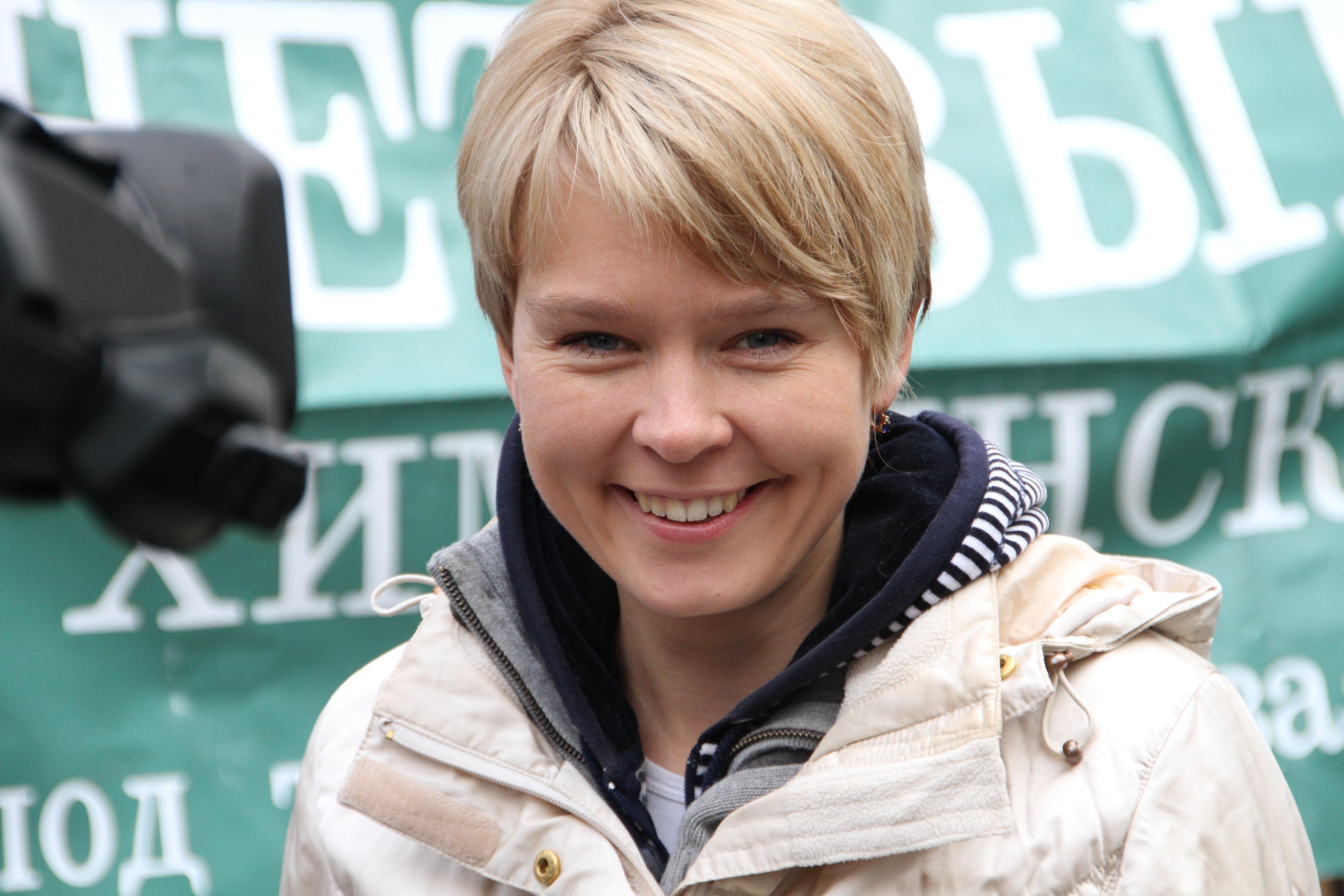 Yevgeniya Chirikova