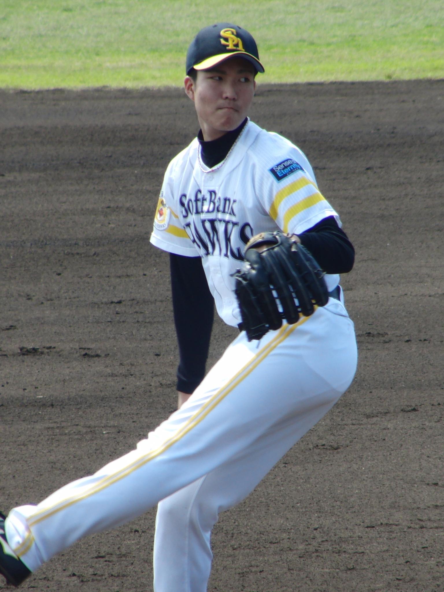千賀滉大 - Wikipedia