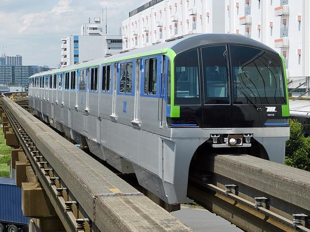 東京モノレール10000形電車 - Wikipedia