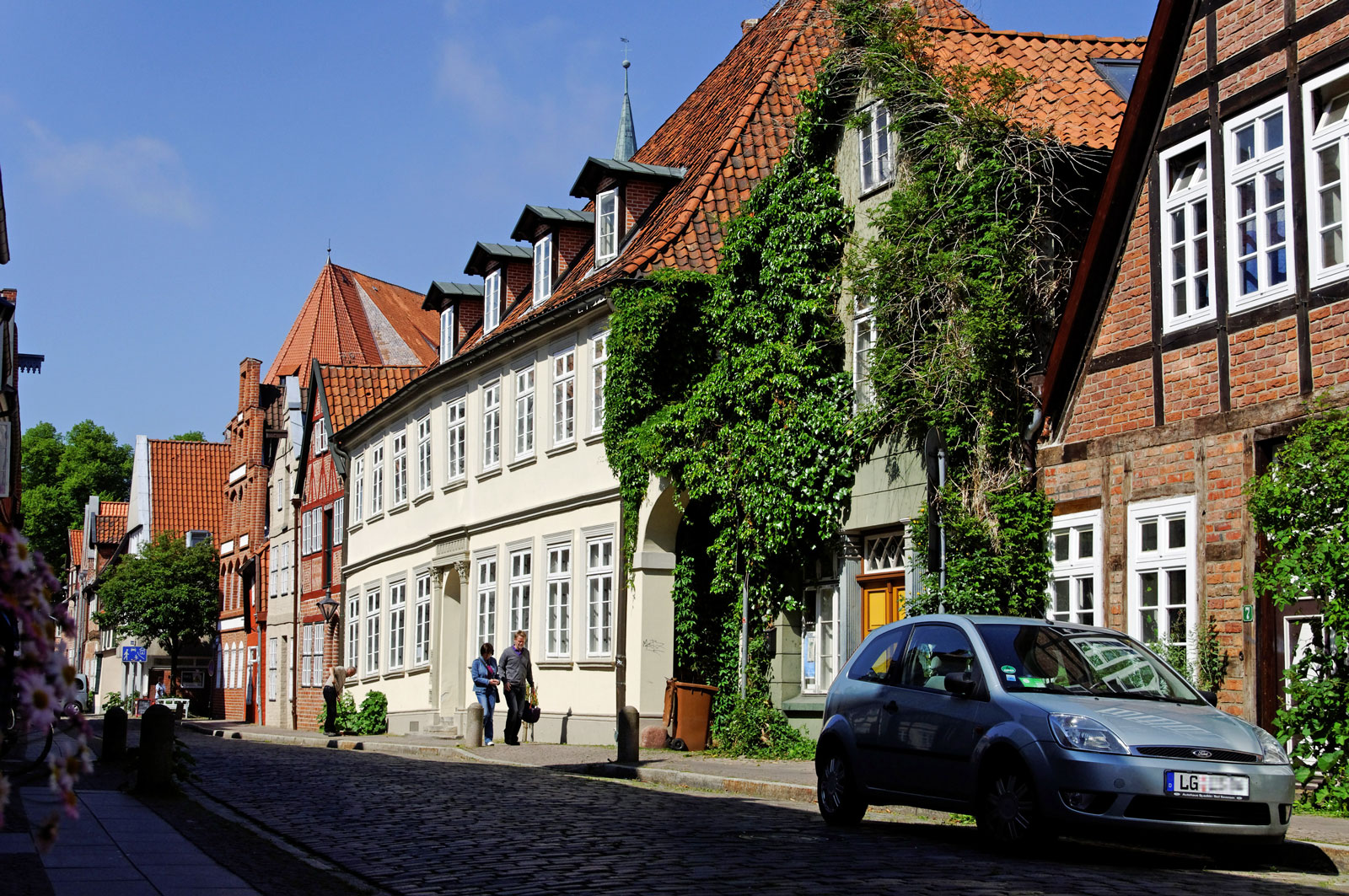 Meersburg single party