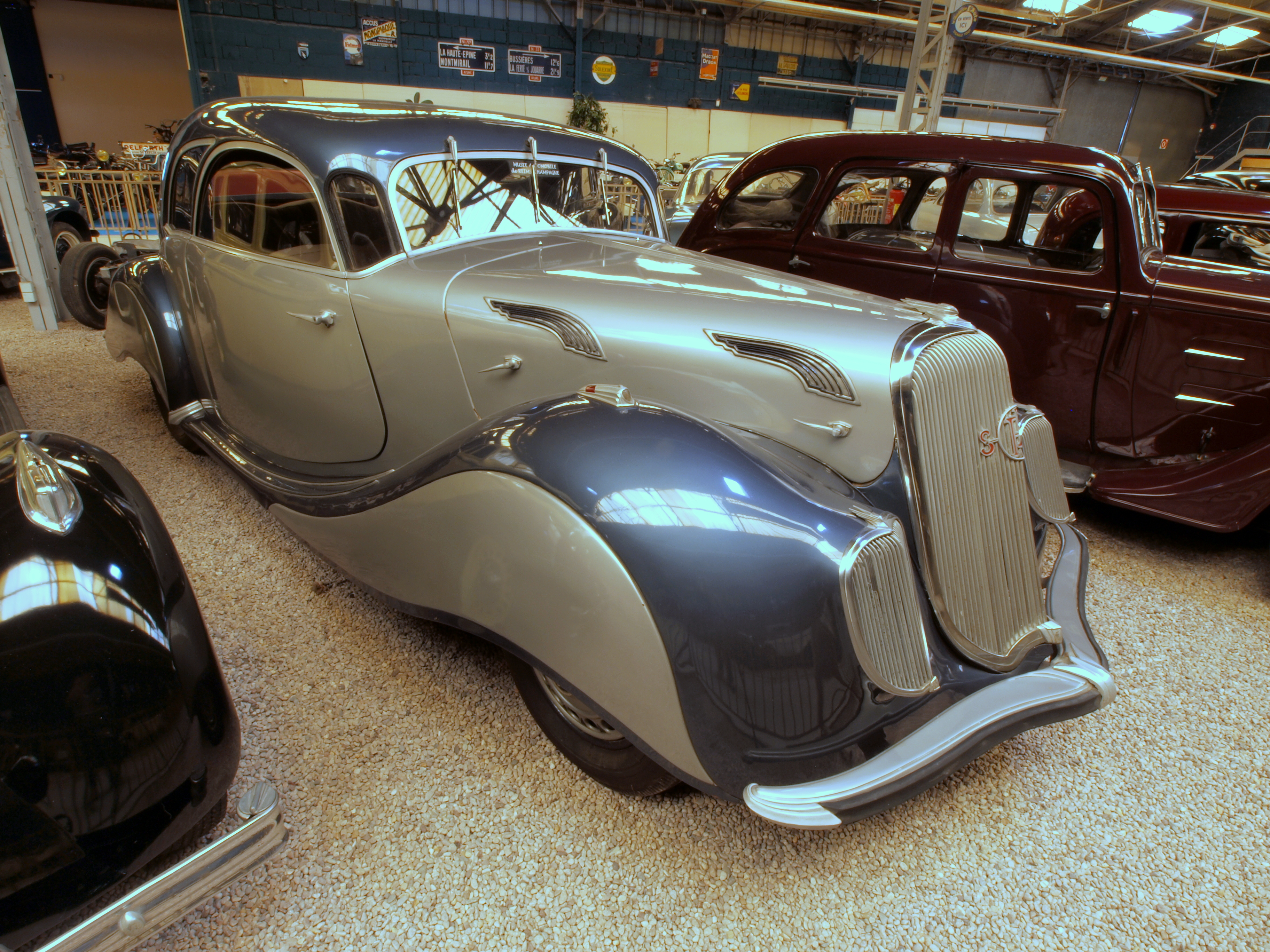 file 1936 panhard et levassor dynamic 130 x76 pic3 jpg wikimedia commons. Black Bedroom Furniture Sets. Home Design Ideas