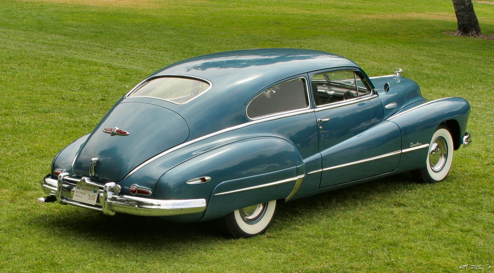 File 1948 Buick Roadmaster Blue Rvr Jpg Wikimedia