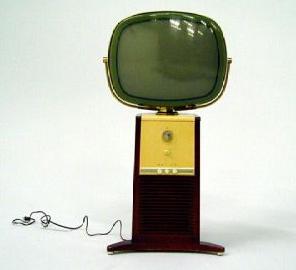 1959 Predicta Pedestal televison set