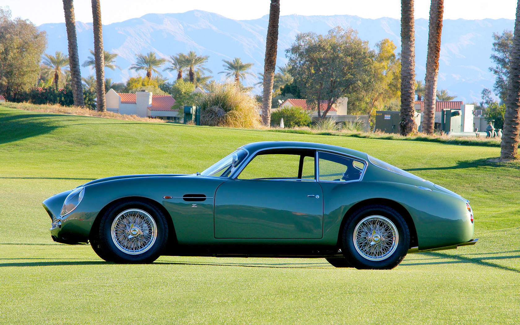 All Types aston db4 zagato : File:1961 Aston Martin DB4 GT Zagato - svl.jpg - Wikimedia Commons