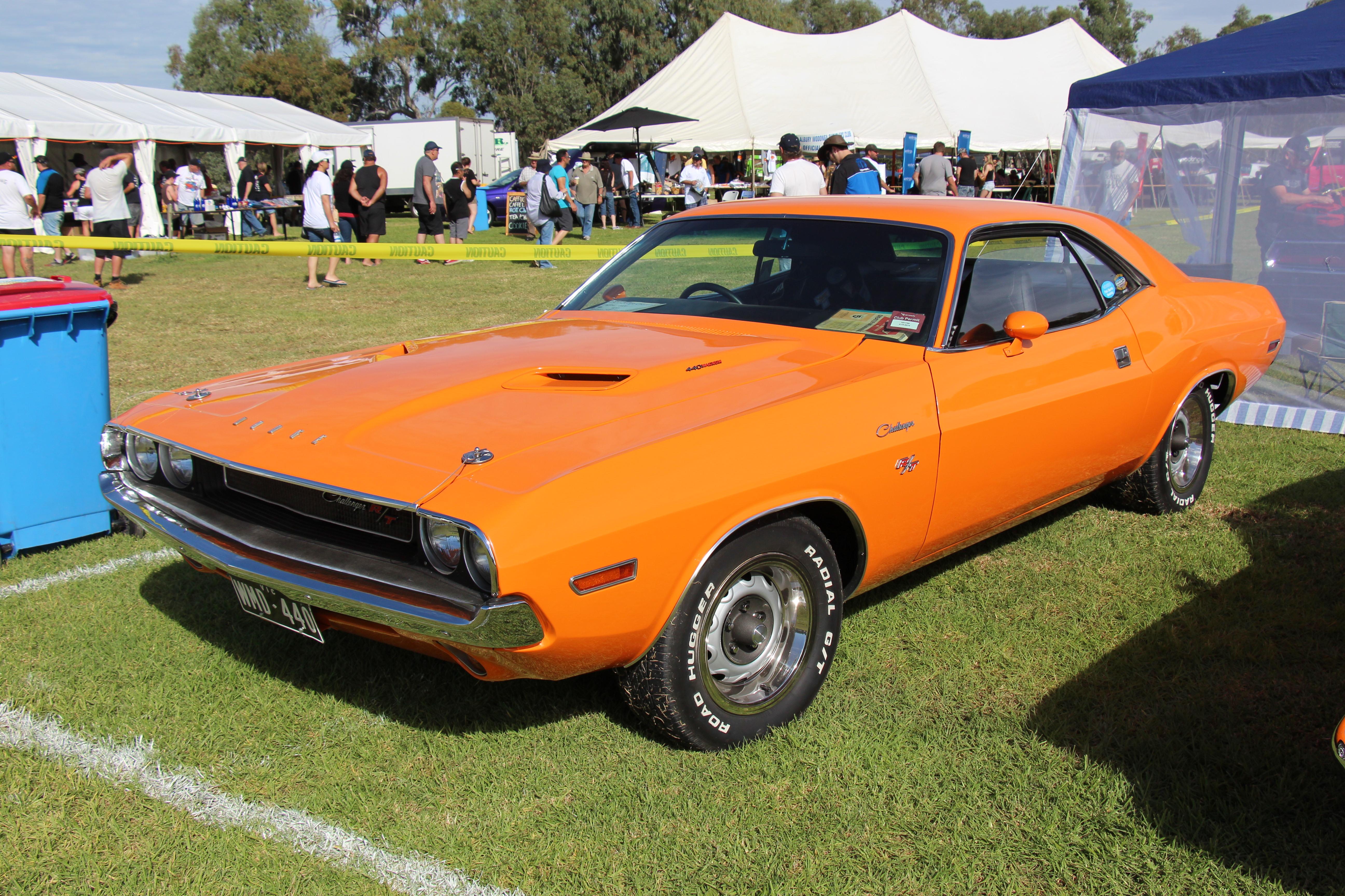 File:1970 Dodge Challenger RT 440 Magnum (13440447413).jpg ...