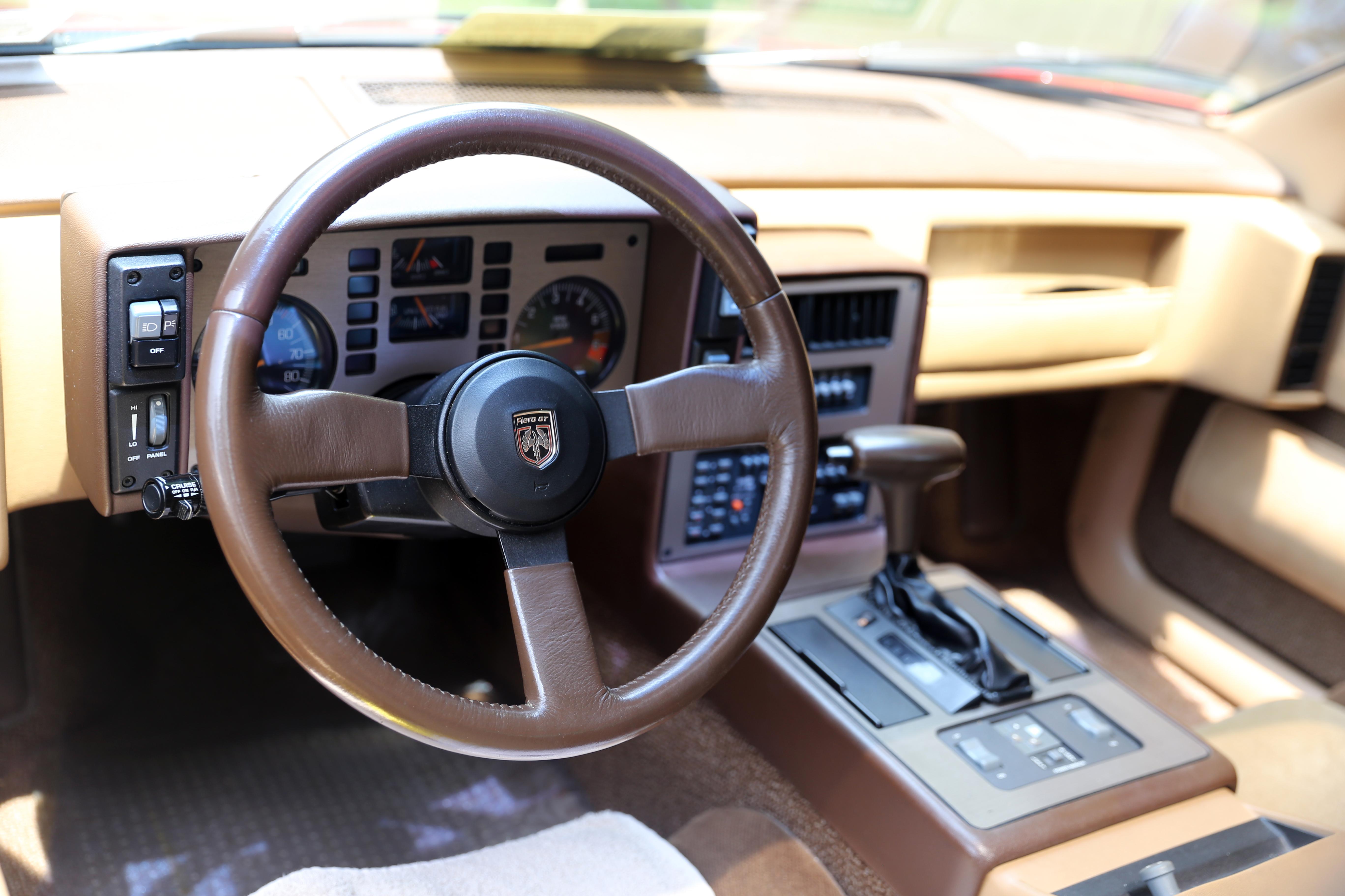 1984 Pontiac Fiero For Sale Cargurus Autos Post
