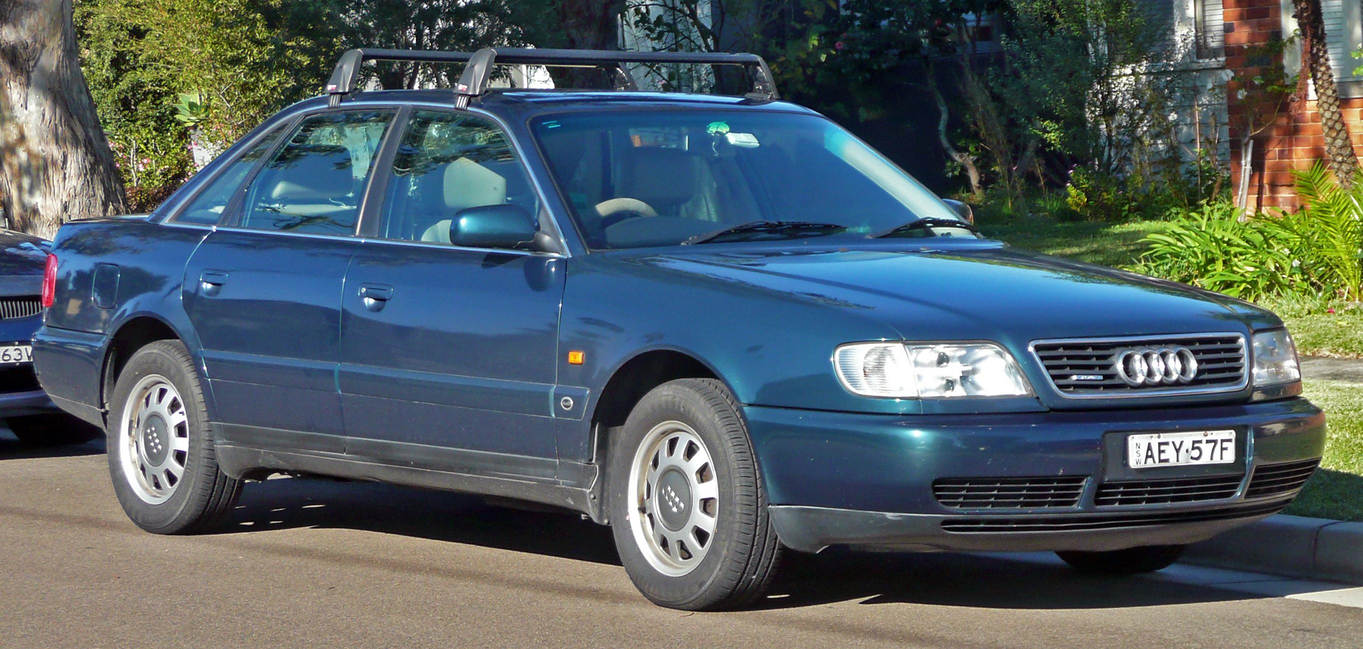 File:1994-1997 Audi A6 (4A) 2.6 quattro sedan 01.jpg