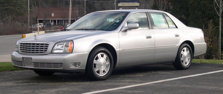Cadillac Deville 2000. 2005 Cadillac DeVille Images