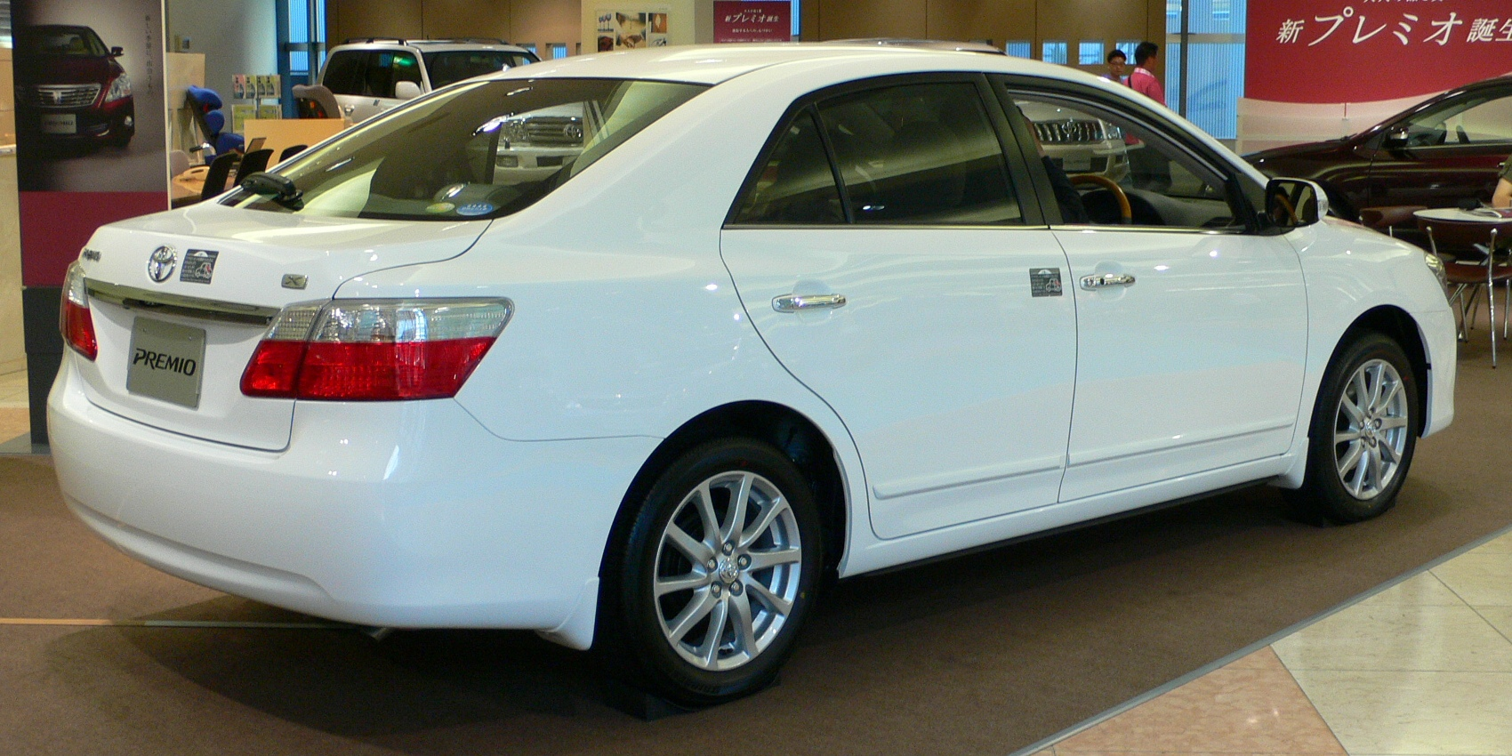New Toyota Cars For Sale In Kenya