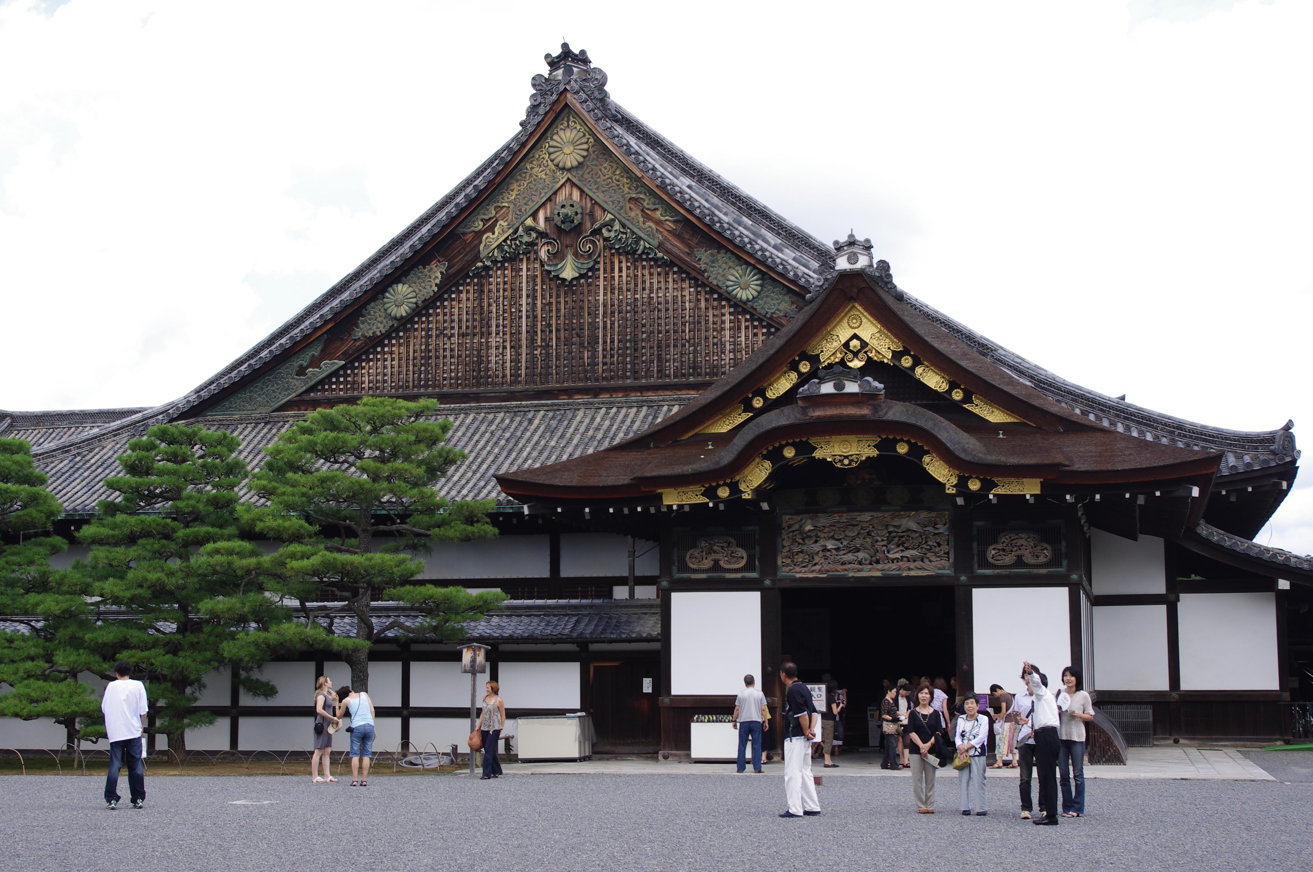 Old Japanese Architecture, Jisho-in Mausoleum