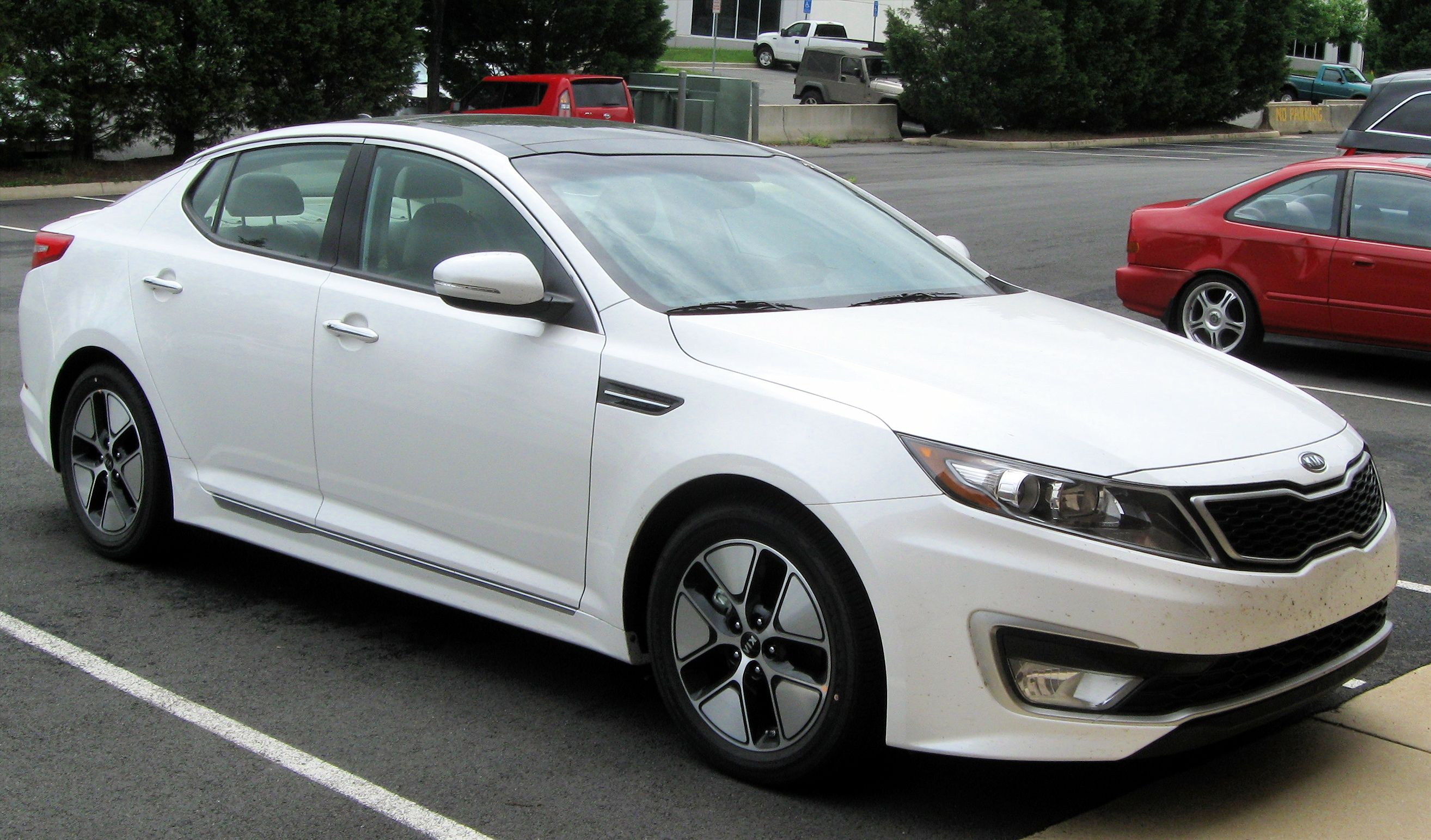 exotic wallpaper picture hybrid optima kia car widescreen of
