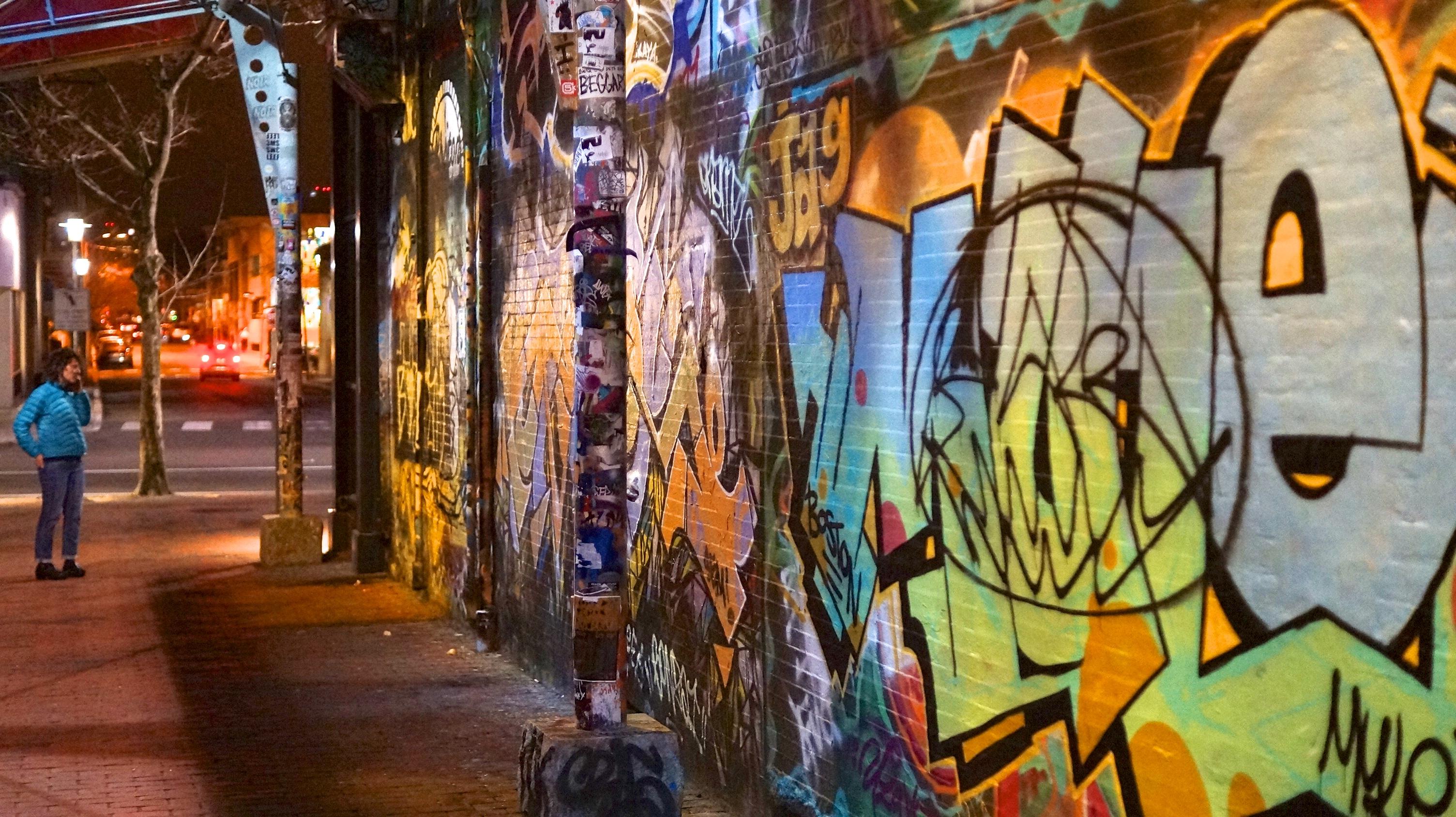 Фотостудия с граффити спб